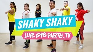 Shaky Shaky by Daddy Yankee | Zumba® | Dance Fitness | Live Love Party mp3