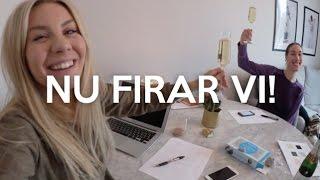 vlogg: NU FIRAR VI! (+ FO&O)