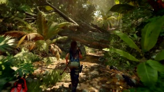 Ps4 shadow of the tomb raider the adventure of lara croft