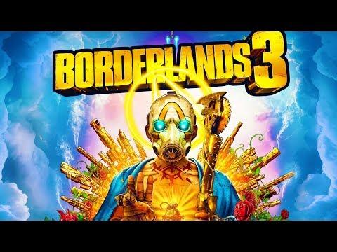 ???? Borderlands 3 — Прохождение в кооперативе #2