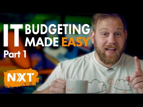 IT Budgeting Simplified In Steps: Part 1