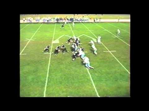 Louisville Leopards at Carrollton Warriors 1994 Football Highlights