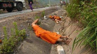 MURKA ALLAH !!! HUJAN BATU DI MYANMAR