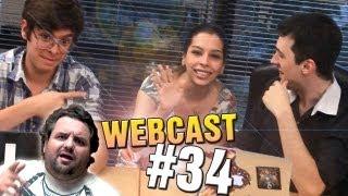 Webcast #34 - Vice City, Tethering 3G, Anti Slip Pad, como enrolar fones de ouvido e mais!