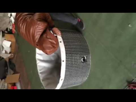 New products  steel mesh tank water tank