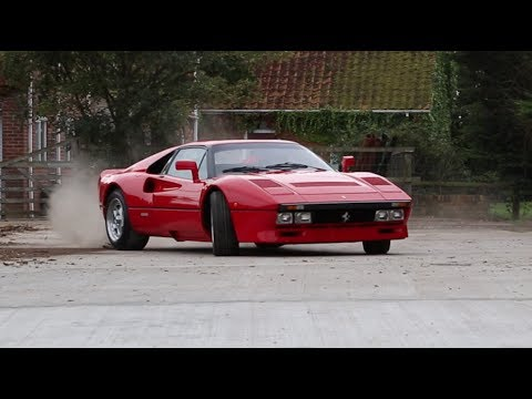 The Ferrari 288 GTO , Group B Spec!!