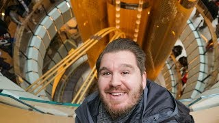 World's LARGEST Starbucks Grand Opening Tour - Chicago