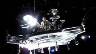 Blink 182- Travis Barker Drum Solo Chicago August 15, 2009