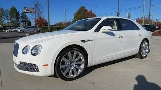 Bentley Flying Spur 2014 Videos
