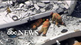 Investigation continues in Miami bridge collapse