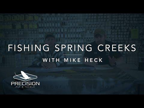 Fishing Spring Creeks