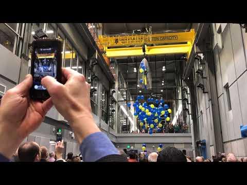 UAF - 2017 - ELIF Ribbon Cutting Balloon Drop