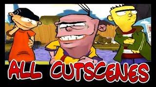 Ed, Edd n Eddy: The Mis-Edventures All Cutscenes | Full Game Movie (PS2, Xbox, Gamecube, PC)