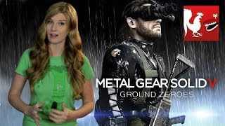 News: MGS V Too Big To Finish? + Uncharted Writer Leaves Naughty Dog + Xbox One Updated