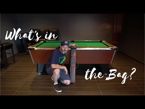 What's in the Bag? (My Pool EDC Gear)