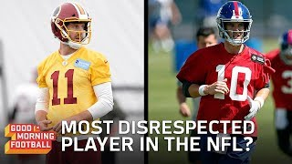Who is the NFL's Most Disrespected Player?   NFL Network