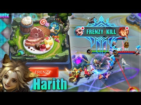 Harith on Frenzy Mode | Mobile Legends: Bang Bang | zkael★ thumbnail