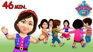 Ringa Ringa Roses Song - Kids Rhymes Videos | English Baby Nursery Rhymes Songs | Mum Mum TV