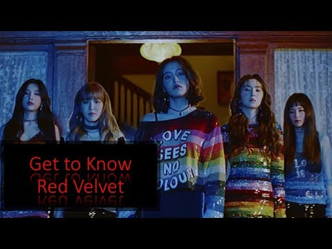 Get to Know Red Velvet
