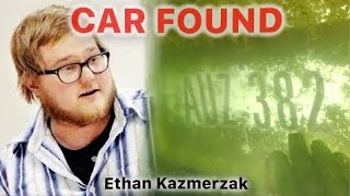 We FOUND Ethan Kazmerzak's Car Underwater (Live Update)