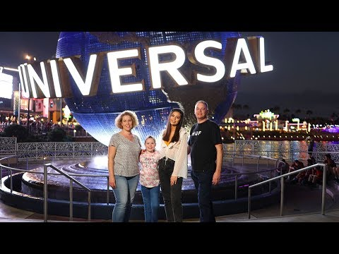 FAMILY HOLIDAY TO UNIVERSAL ORLANDO RESORT! FLORIDA TRAVEL VLOG