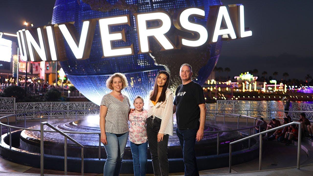FAMILY HOLIDAY TO UNIVERSAL ORLANDO RESORT! FLORIDA TRAVEL VLOG