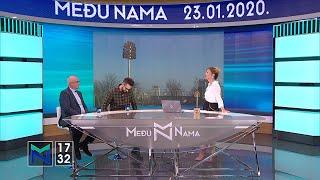 Rodoljub Šabić o demokratiji, korupciji i borbi za parkić na Banovom brdu. Medju nama, 23.1.2020.