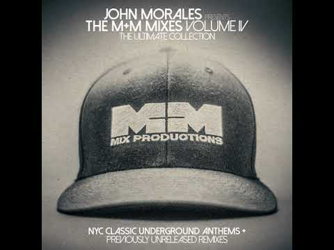 Lenny Williams - You Got Me Running (M+M Mix)