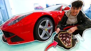 Buying My Dream Car Using Only Pennies | David Vlas