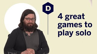 4 great games to play solo (because Valentine's Day is rubbish)