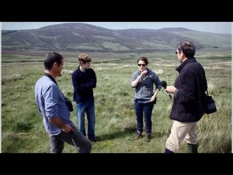 Manx Radio interview on the Importance of the Manx Uplands with Howard Caine