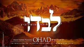 לבדו I אוהד מושקוביץ  (Levado I Ohad Moskowitz I (Official lyrics Video
