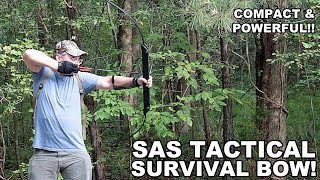 SAS Tactical Survival Bow! Compact & Powerful