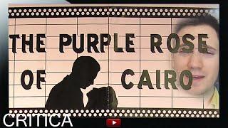 Crítica La rosa púrpura de El Cairo (1985) Review (Ciclo Woody Allen)