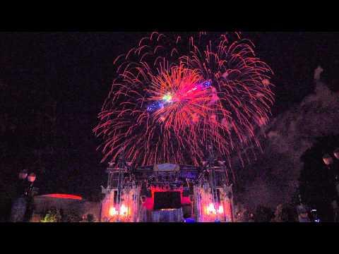 Frozen Fireworks 2015