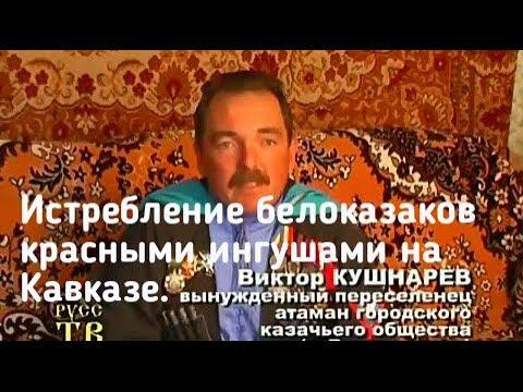 Атаман В.Кушнарёв.Разоблачение.