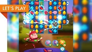 Let's Play - Candy Crush Friends Saga iOS (Level 444 - 448)