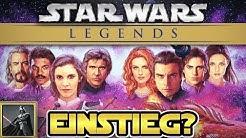 Star Wars: Die besten Romane, Comics und Videospiele um in Star Wars Legends einzusteigen