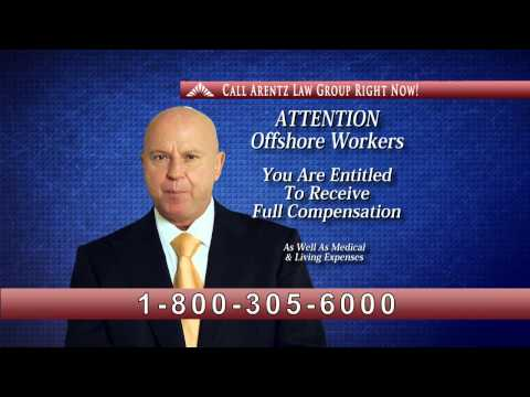 Off Shore workers and/or Seaman are entitled to compensation