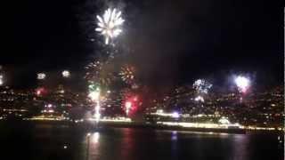 Größte Feuerwerk der Welt