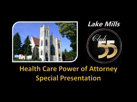 Honoring Choices - Health Care Power of Attorney