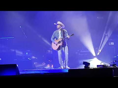 Dustin Lynch  - Cowboys & Angel's LIVE  C2C 2019 SSE  Hydro Glasgow