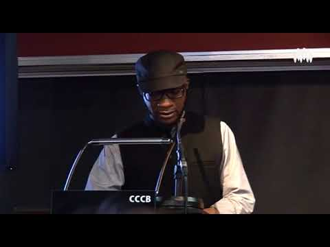 "Patricio Pron - ""A Conversation With Teju Cole"". Barcelona"