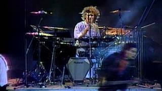 Festival de Viña 1987, Soda Stereo, Sobredosis de TV