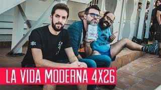 La Vida Moderna 4x26...es ser vegano pero meterte medio pollo