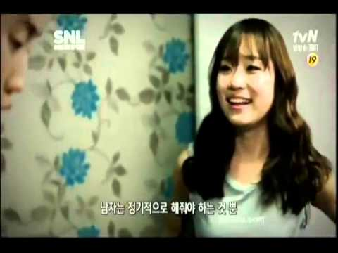 MV] (SNL Korea) Jay Park - Because I'm a man[Eng Sub] : kpop