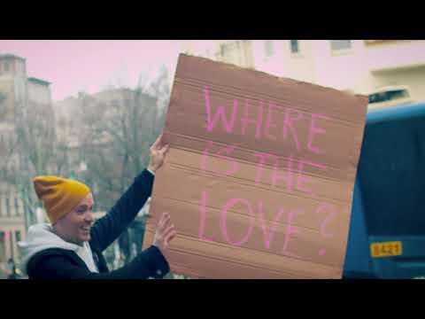 Where is the Love? YouTube Hörbuch Trailer auf Deutsch