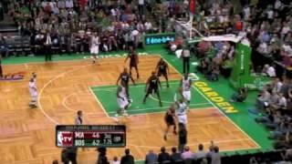 2010 PLAYOFFS: Game 5 Boston Celtics VS Miami Heats (Celtics Win Series!)