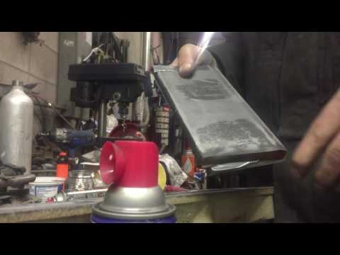 Cylinder head surfacing you can do at home!
