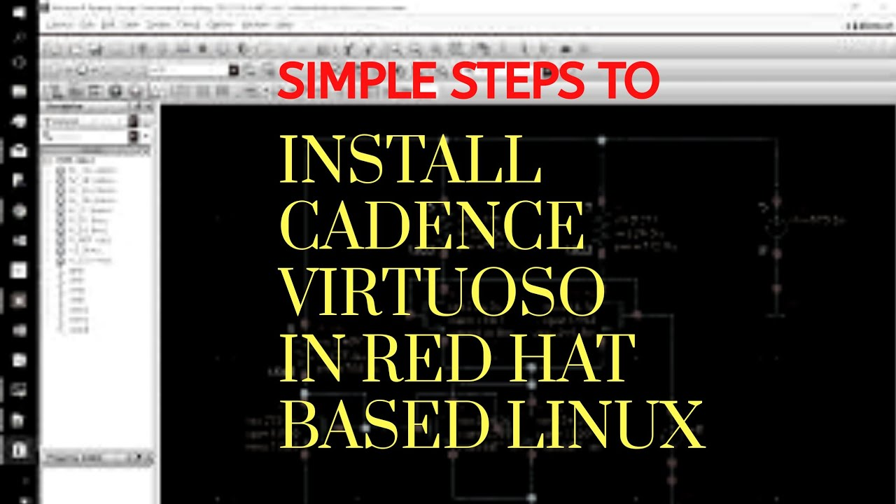 Tutorials 1 How To Install Cadence Virtuoso Step By Step New Video 2020 Youtube
